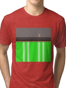 Green Lightsaber Tri-blend T-Shirt