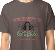 UNIVERSITY OF MORIA  Classic T-Shirt