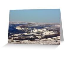 Views of the North Yorks Moors National Park #2 Greeting Card