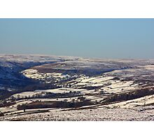 Views of the North Yorks Moors National Park #2 Photographic Print
