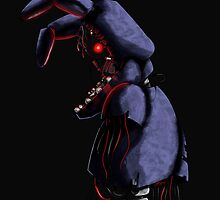 Withered Bonnie by Keroa