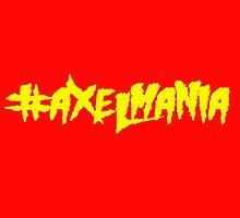 #AxelMania by drewfu