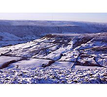 Views of the North Yorks Moors National Park #3 Photographic Print