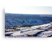 Views of the North Yorks Moors National Park #4 Canvas Print