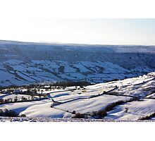 Views of the North Yorks Moors National Park #4 Photographic Print