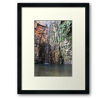 Outback Cooler Framed Print