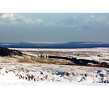 Views of the North Yorks Moors National Park #5 Photographic Print