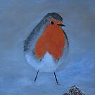 Red Breast by juliex