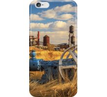 The Old Lumber Mill iPhone Case/Skin