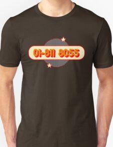 01 811 8055 Unisex T-Shirt