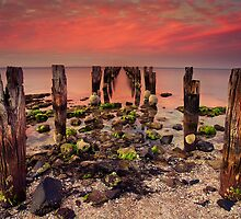 Clifton Springs Pier by Neil