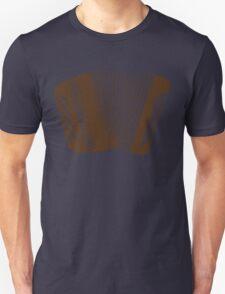 Accordion brown T-Shirt