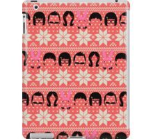 Belcher Fair Isle iPad Case/Skin