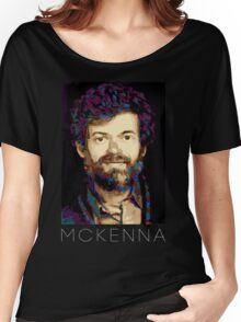 Terence Mckenna Women's Relaxed Fit T-Shirt