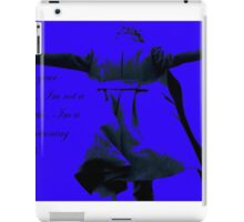 Sociopath iPad Case/Skin