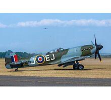 Supermarine Spitfire FR.XIVe MV293 G-SPIT Photographic Print