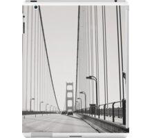 Golden Gate Drive iPad Case/Skin