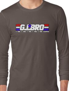 G.I BRO T-SHIRT Long Sleeve T-Shirt