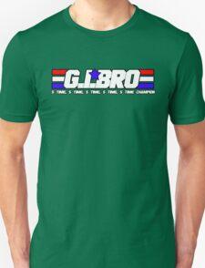G.I BRO T-SHIRT Unisex T-Shirt