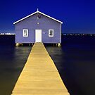 Crawley Edge Boatshed  by EOS20