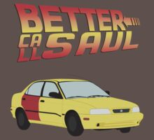Back to the Future Saul by Théo Proupain