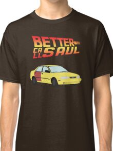 Back to the Future Saul Classic T-Shirt
