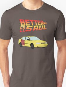 Back to the Future Saul T-Shirt