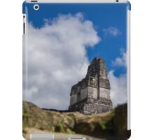 M21815 mayan temple iPad Case/Skin