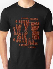 Chaos theory's Homeostasis T-Shirt