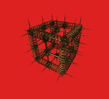 Cubenoid spike Unisex T-Shirt