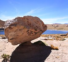 crazy rock, bolivia by nickaldridge