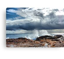 Will it rain? Canvas Print