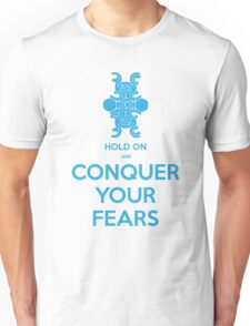 Conquer Your Fears - Shadow of the Colossus Unisex T-Shirt