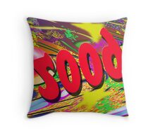 Here comes 2009 Throw Pillow