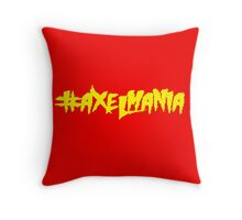 #AxelMania Throw Pillow