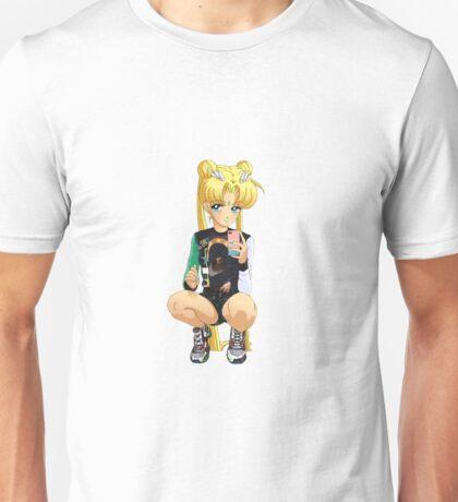 Bad Girl Sailor Moon Unisex T-Shirt