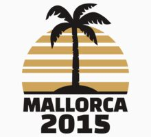 Mallorca 2015 Kids Clothes