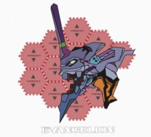 EVANGELION EVA 01 Kids Clothes