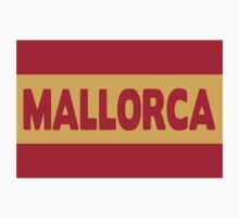 Mallorca Spain flag Kids Clothes