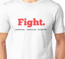 Fight-Red Unisex T-Shirt