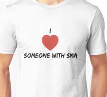 I Love Someone Unisex T-Shirt