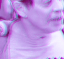 The Pains of Being Buscemi at Heart Sticker