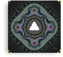 'Seed Crystal' Canvas Print