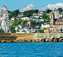 Torquay - A Cruise Ship View, Devon, England by atomov