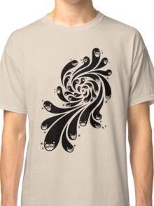 Happy Splash - 1-Bit Oddity - Black Version Classic T-Shirt
