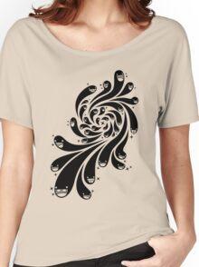 Happy Splash - 1-Bit Oddity - Black Version Women's Relaxed Fit T-Shirt