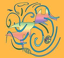 Aquarium by TheaRaeDesign
