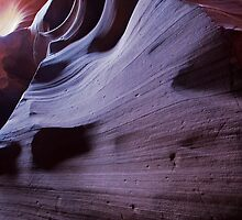 Light and Rock by EvaMcDermott