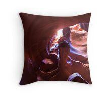 Canyon Light Throw Pillow