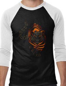 Tigre Men's Baseball ¾ T-Shirt